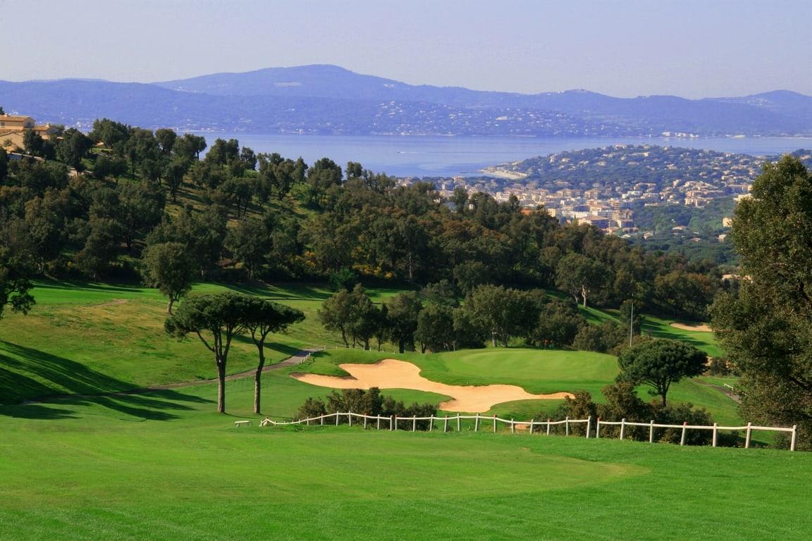 sainte maxime golf golfresor till noga utvalda destinationer aki golf travel. Black Bedroom Furniture Sets. Home Design Ideas