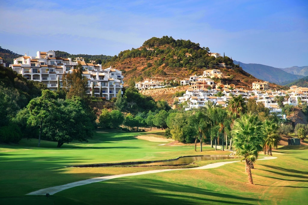 La Quinta Golf Club spännande golf vid hotellet