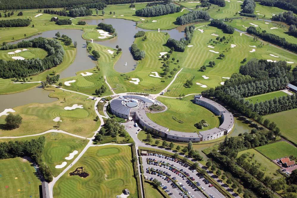 hampshire golfhotel waterland golfresor till noga