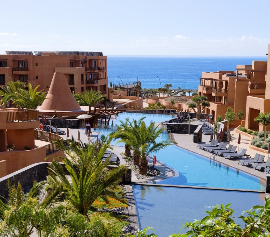 Sandos San Blas all inclusive resort Teneriffa