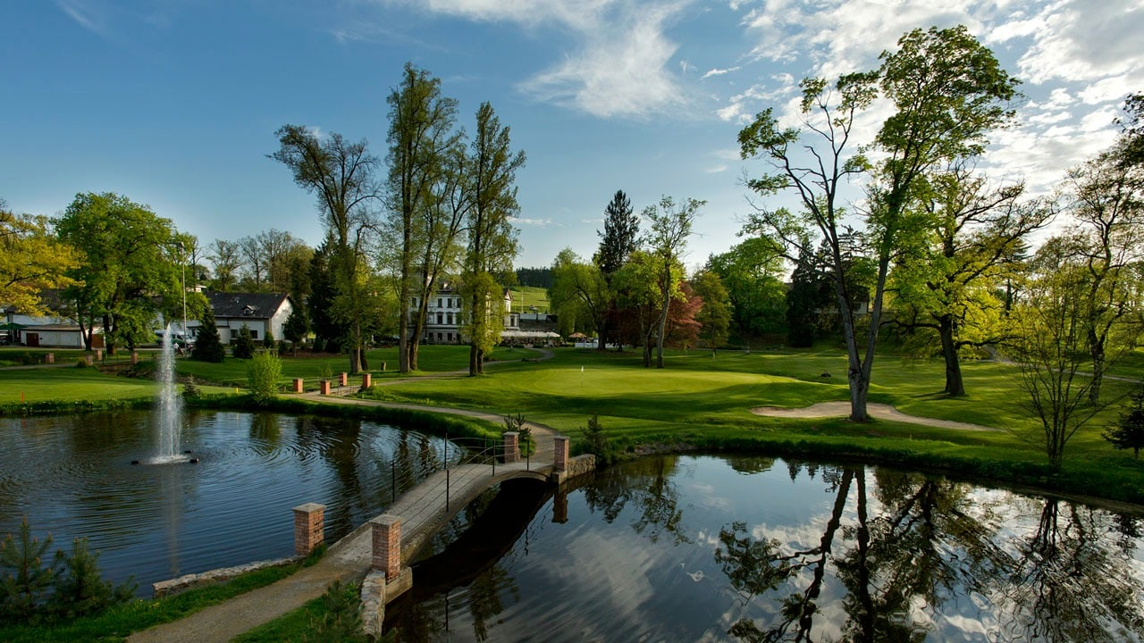 Konopiste Golf Resort - Tjeckien - Prag