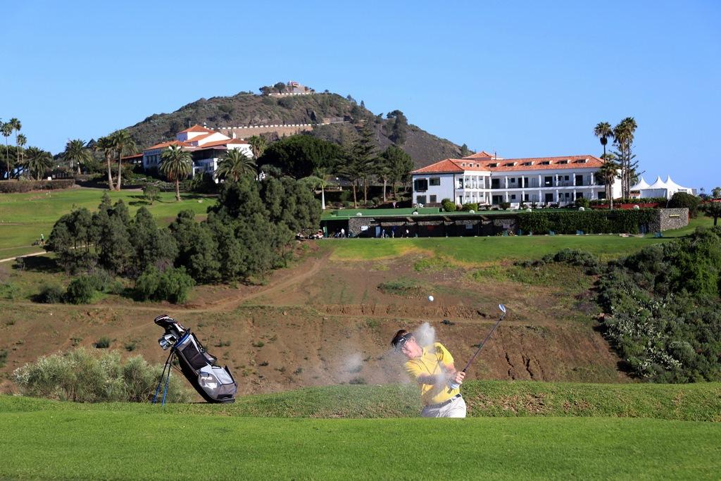 Golfresor Gran Canaria Hotel Bandama Golf golfare