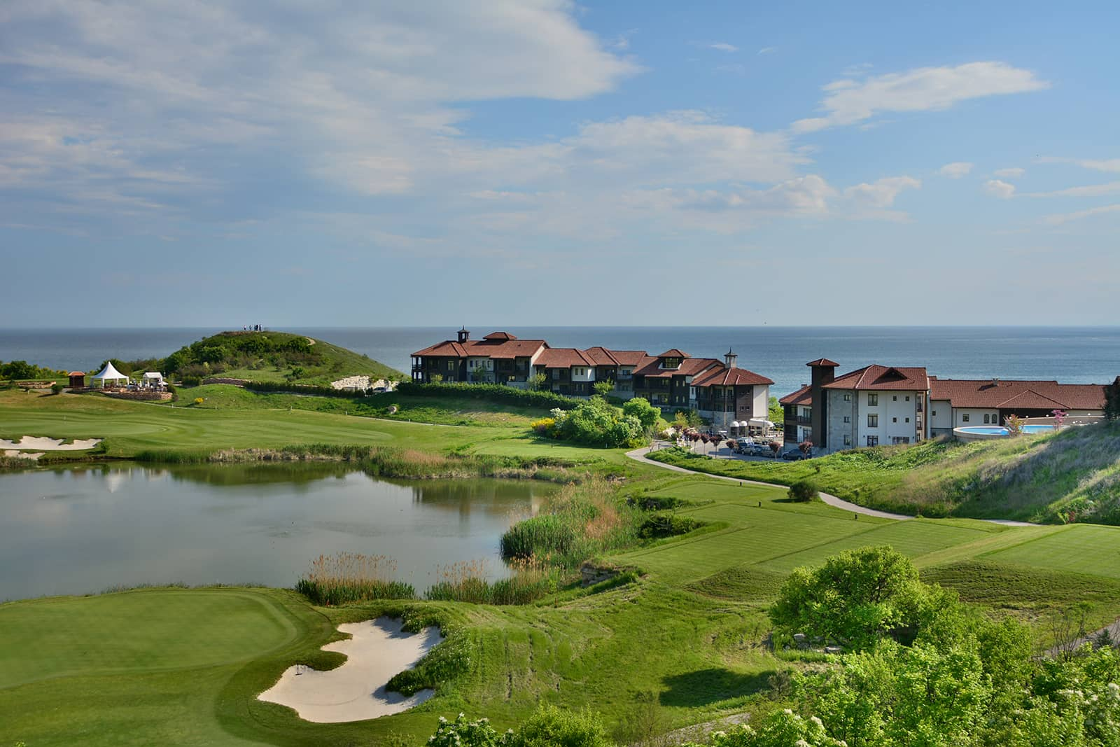 Thracian Cliffs golf and beach resort