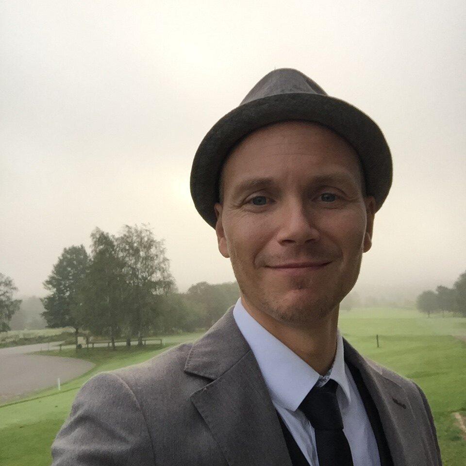 Stefan Gustafsson - Golfturen hjälper dig med golfresan
